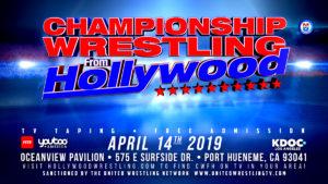 CWFH / Sunday April 14th at 3pm @ Oceanview Pavilion