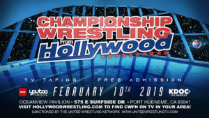 CWFH / Sunday February 10th at 3pm @ Oceanview Pavilion