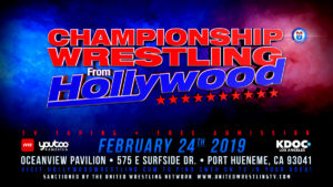 CWFH / Sunday February 24th at 3pm @ Oceanview Pavilion