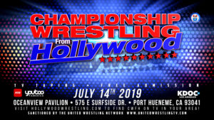CWFH / Sunday July 14th at 3pm @ Oceanview Pavilion