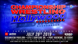 CWFH / Sunday July 28th at 3pm @ Oceanview Pavilion