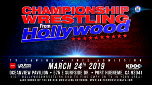 CWFH / Sunday March 24th at 3pm @ Oceanview Pavilion