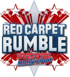 Red Carpet Rumble / Canyon Club Montclair / CWFH / Sunday August 18th @ Canyon Club Montclair