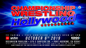 CWFH / Sunday October 6th at 3pm @ Oceanview Pavilion