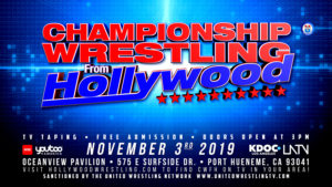 CWFH / Sunday November 3rd at 3pm @ Oceanview Pavilion