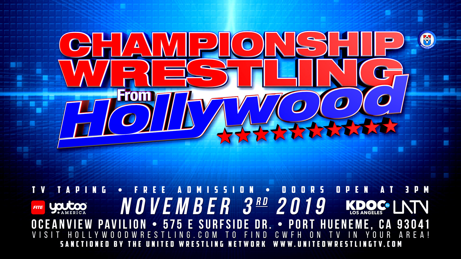 Meet NWA's Eli Drake, PP3 Qualifiers, and More on Nov 3!