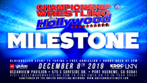 CWFH Milestone! Sunday December 8th, 2019 @ Oceanview Pavilion