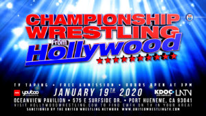 CWFH / Sunday January 19th at 3pm @ Oceanview Pavilion