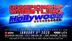 CWFH / Sunday January 5th at 3pm @ Oceanview Pavilion
