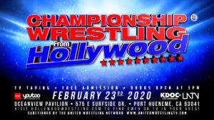CWFH / Sunday February 23rd at 3pm @ Oceanview Pavilion