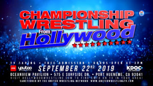 CWFH / Sunday September 22 / 3pm @ Oceanview Pavilion