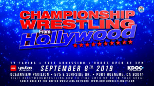 CWFH / Sunday September 8th at 3pm @ Oceanview Pavilion