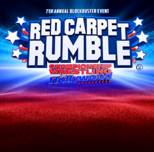 RED CARPET RUMBLE! CWFH Sunday August 18th at 3pm @ Oceanview Pavilion