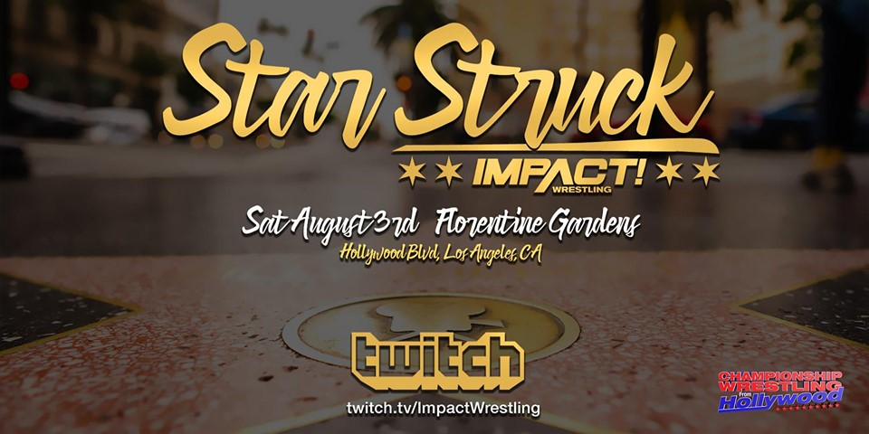 Matches Announced for STAR STRUCK