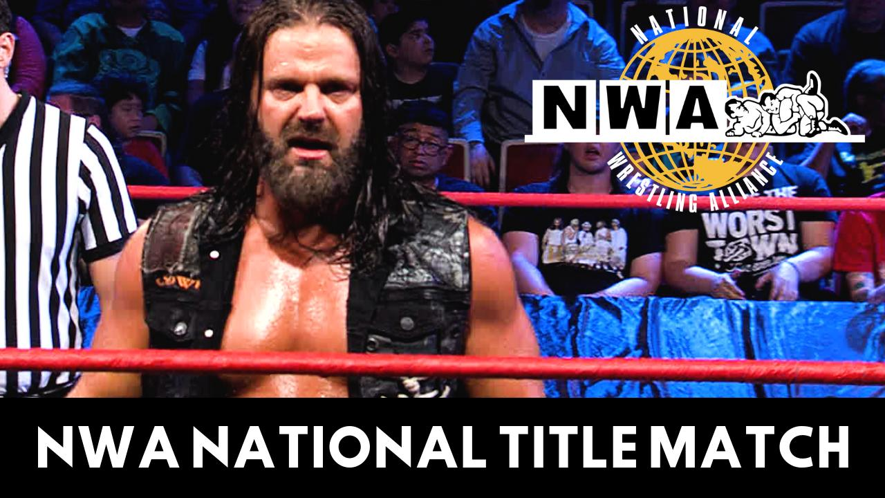 Web Exclusive NWA National Title Bout