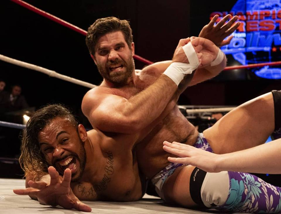 Joey Ryan Returns, Bullrope Match, Heritage Champion in action, and more on Oct 6!