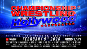 CWFH / Sunday February 9th at 3pm @ Oceanview pavilion