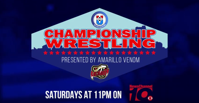 Watch the Premiere of Championship Wrestling Presented by Amarillo Venom!