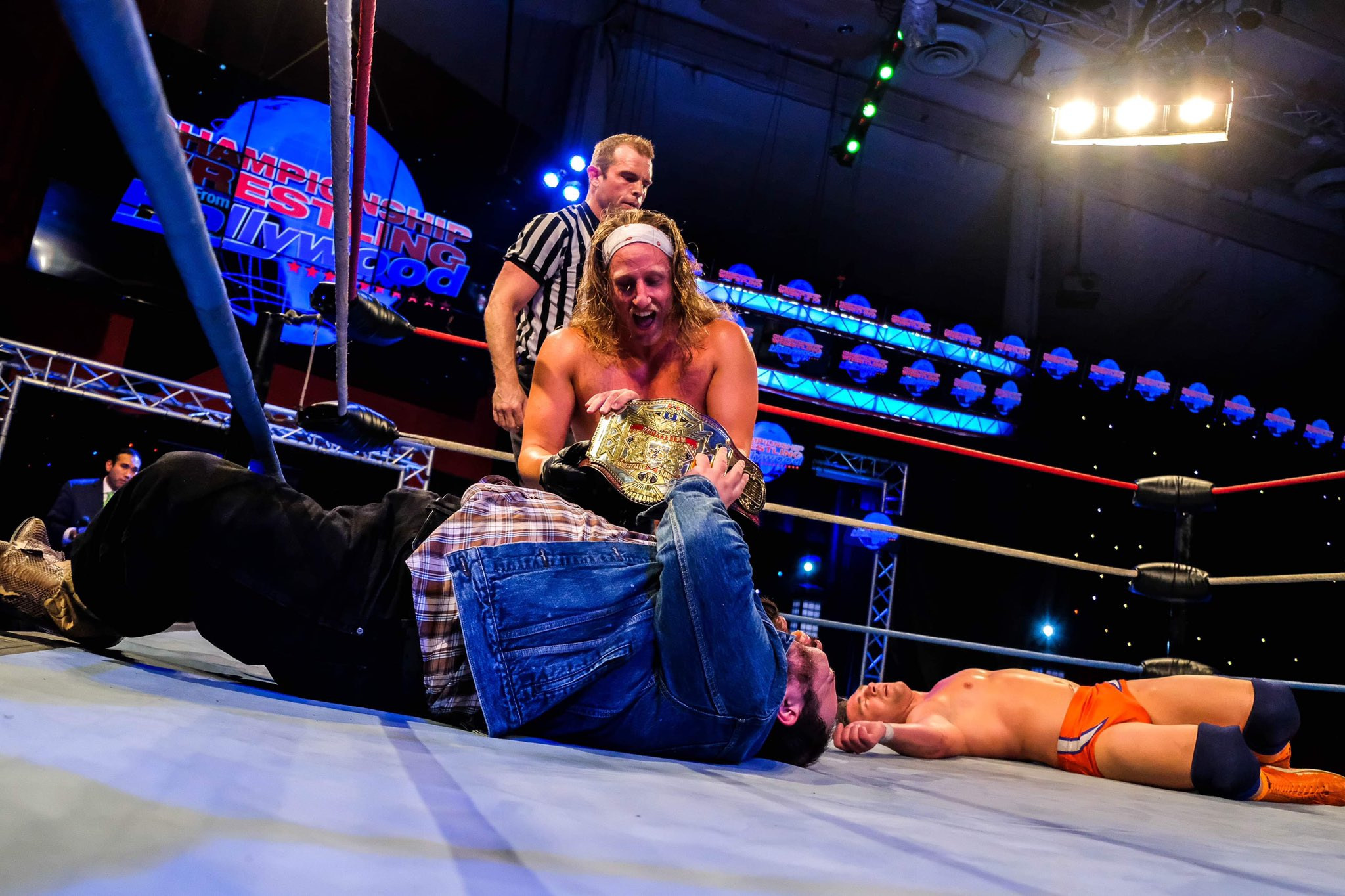 A Season of Gold on Championship Wrestling